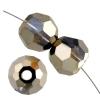 Metallic Light Gold Crystal X2